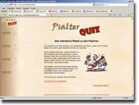 Psalter-Quiz